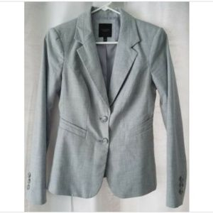 The Limited Collection women's size 2 gray blazer